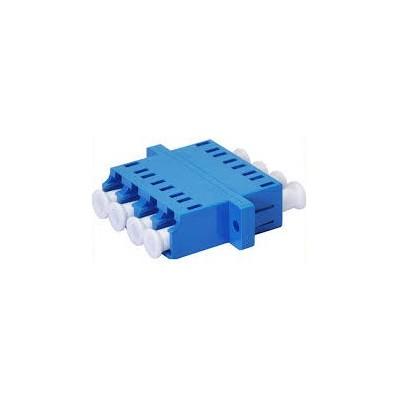 Traversée de cloison LC UPC quad monomode OS2