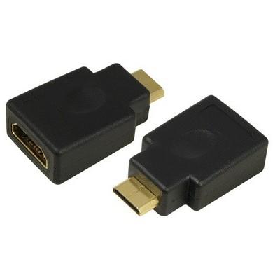 Adaptateur HDMI 1.4 femelle mini HDMI mâle