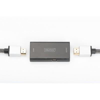 Répéteur 4K HDMI2.0 allant jusqu'à 30m HDMI haut débit