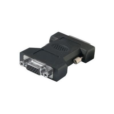 Adaptateur DVI D mâle 24+1 dual link – VGA femelle