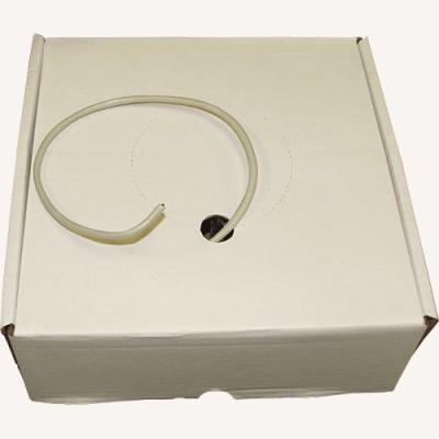 Câble U/UTP catégorie 6 économique CCA monobrin  PVC gris en carton – 100m