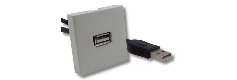 Plastrons USB 2.0