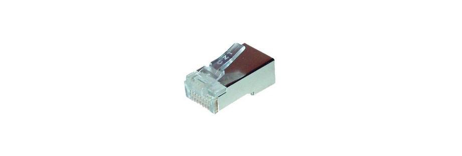 Connecteurs RJ45 catégorie 5E