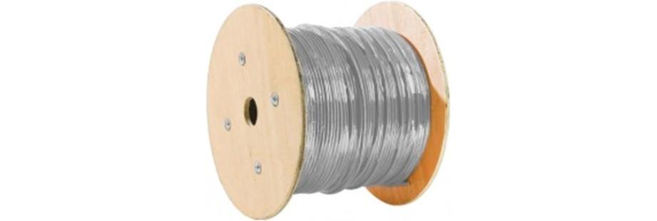 Câbles monobrin cat 5E