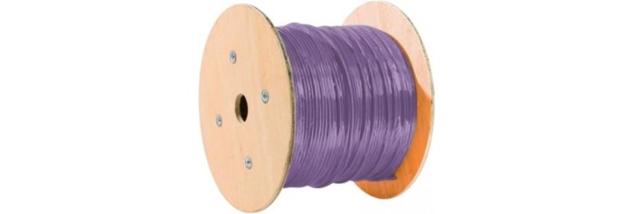 Câbles monobrin cat 7-7A
